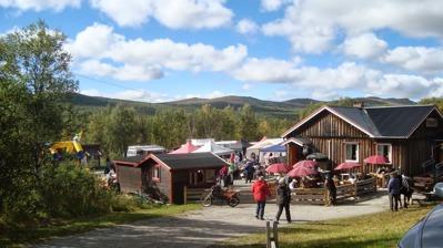 Marknad i Tänndalen