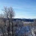 Januarisol över Tänndalen
