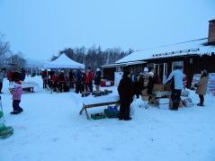 Julmarknad på bygdegården