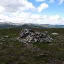 10 Hamrafjällets topp 1138 m