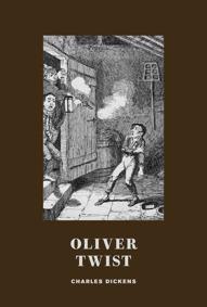 Oliver Twist - Charles Dickens - Inbunden