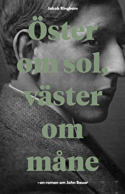 Öster om sol, väster om måne: en roman om John Bauer - Jakob ringbom