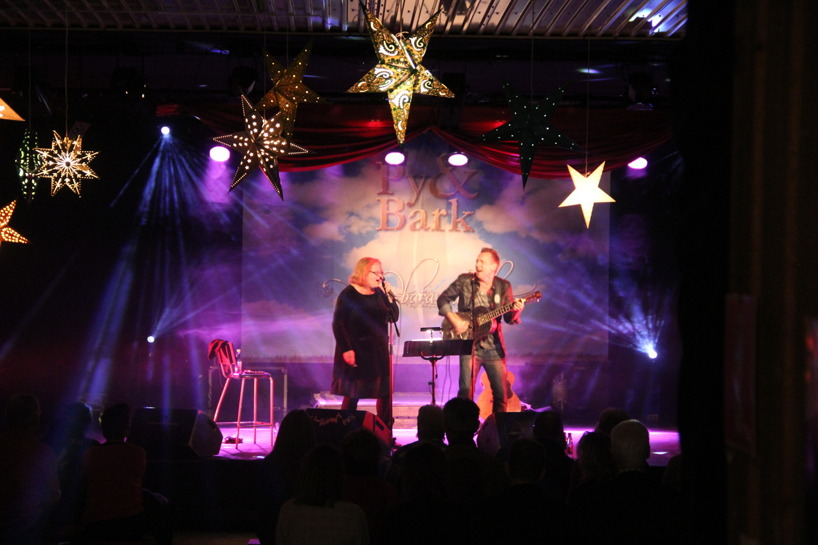Py Bäckman & Janne Bark 2014, Foto: Anders Lindqvist