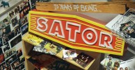Sator support Scenic Belly 2 mars