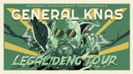 General Knas Legalideng tour 1 mars