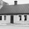 Till denna lokal på Järnvägsgatan 18 flyttade tryckeriet år 1922.