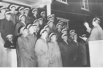 Valborg 1961