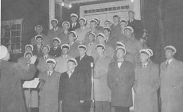Valborg 1958