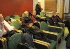 Paul, Anders H, Evert o Bertil laddar upp
