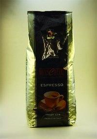 Biancaffe Brun 1 kg. Ett klassiskt uttryck av äkta italienskt espressokaffe, vilket karaktäriseras av harmonin i smaken som är väldigt fyllig och rik.