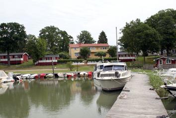 Båtsholm, paddla kajak