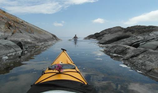 presentkort paddling Sankt Anna
