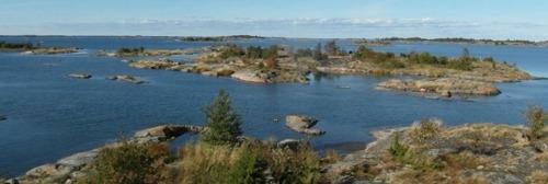 Sveriges bästa skärgård för paddling