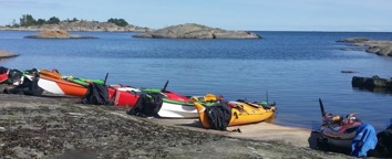 Sankt Anna archipelago, sweden
