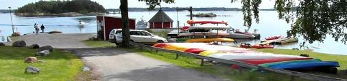 Getting to Kayak paradise