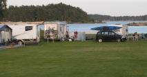 camping, tält, husvagn, husbil i Sankt Anna