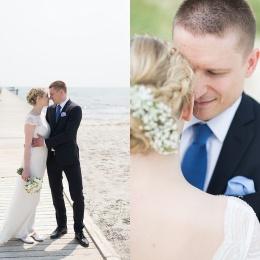 Ystad Saltsjöbad bröllop