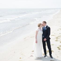 Ystad bröllopsfotograf
