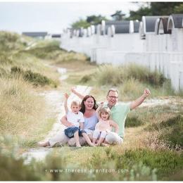 Familjefoto Malmö