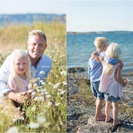 Familjefoto Göteborg