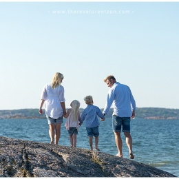 Familjefotografering Bohuslän