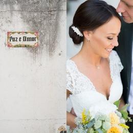 bröllop Portugal