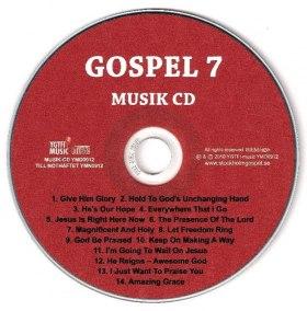 Gospel 7 cd - Gospel 7 cd