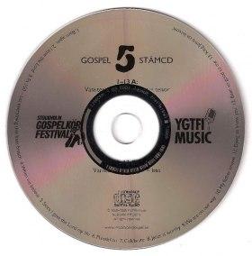 Gospel 5 stämcd - Gospel 5 stämcd