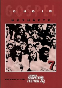 Gospel 7 nothäfte - Gospel 7 nothäfte