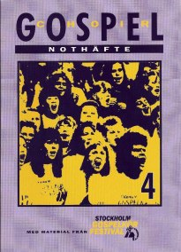 Gospel 4 nothäfte - Gospel 4 nothäfte