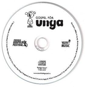 Gospel för unga (1) cd - Gospel för unga (1) cd
