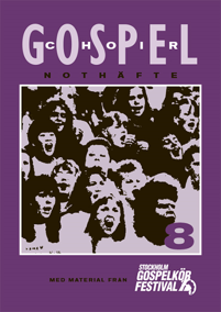 Gospel 8 nothäfte