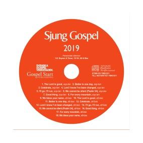 Sjung Gospel 2019 stämcd -