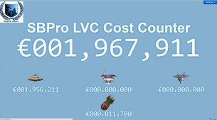 LVC Cost Counter LIVE COUNTER