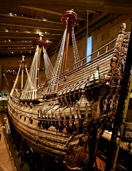 Brita Gustavsdotter Båth, godsägaren och virkesleverantören på Ängsö slott, sålde timmer till skeppsgården där Vasa byggdes.   Foto: Lars Höglund