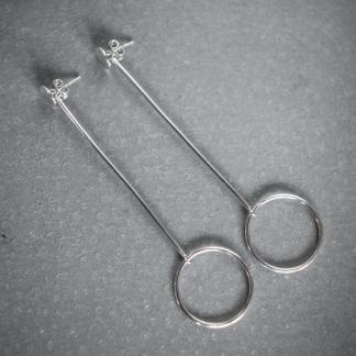 Pendulum earrings -