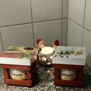 Bikupa till honungsburken
