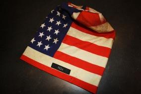 USA-flagga - USAflagga stl 18