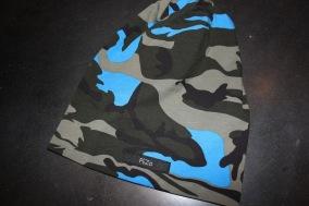 Kamouflage blå - Kamo blå stl 18