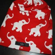 Röd elefant