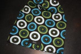 Grön/blå stjärna - Grön/blå stjärna stl 25
