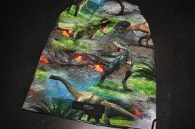 Dino grön - Dino grön stl 18