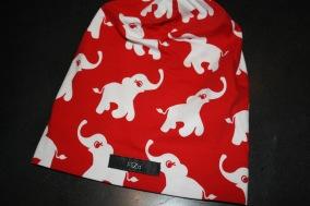 Röd elefant - Röd elefant stl 18