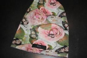 Rosor fjäril - Rosor fjäril stl 24