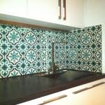 Betongkeramik från Marrakech