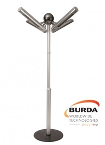 BURDA TermTower Palms IP67 - TermTower Palms 4 KW 2x2 kw