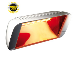 HELIOSA 66 AMBER LIGHT 1500 - 2000 Watt IPx5 - HELIOSA 66 Amber Light 2000 WATT IPx5 i vit