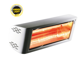 HELIOSA 44  IPx5  AMBER LIGHT - HELIOSA 44 2000 Watt vit LOW GLARE