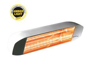 HELIOSA 11 IPx5 1500 AMBER LIGHT - Heliosa 11 IPx5 1500 Watt vit Low Glare