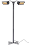 Heliosa 993 Tower - 3000 Watt IPx5 waterproof - Heliosa 993 Tower - 3000 Watt IPx5 waterproof